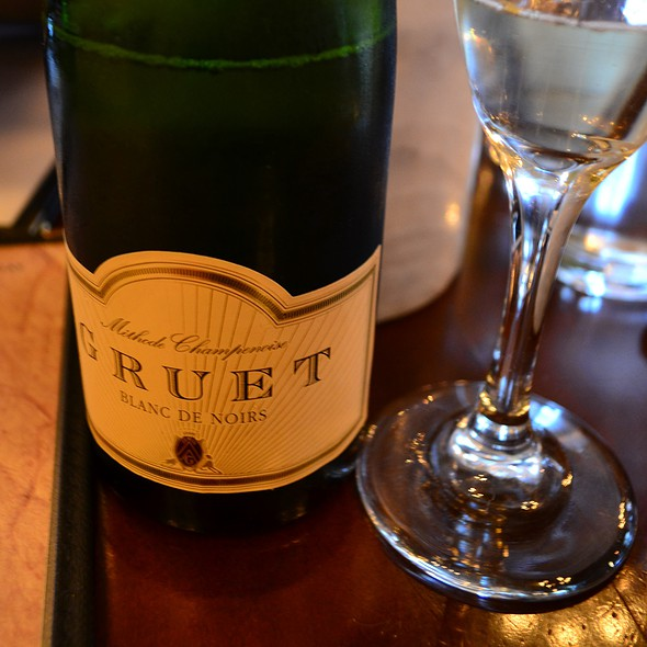 Sparkling Wine - Storie Street Grille, Blowing Rock, NC