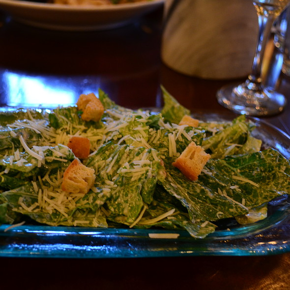 Caesar Salad - Storie Street Grille, Blowing Rock, NC