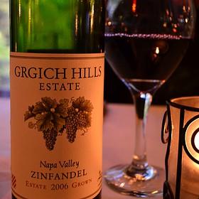 Red Wine - The Gamekeeper, Boone, NC