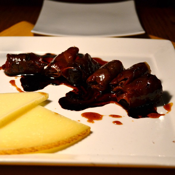 figs - Bistro Roca and Antlers Bar, Blowing Rock, NC