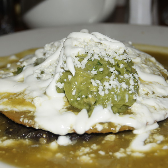 Huevos Rancheros Con Salsa Verde - La Palapa, New York, NY