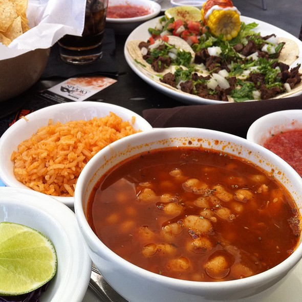 Pozole - Jorge's Tex Mex Cafe, Dallas, TX
