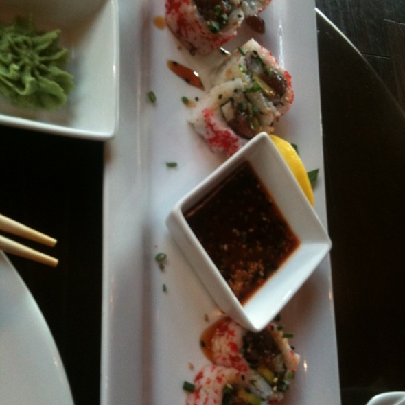 Spicy Tuna Rolls - Scene Restaurant & Lounge, Huntsville, AL